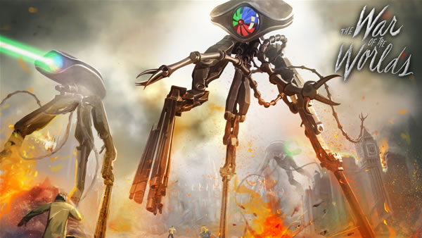 「The War of the Worlds」