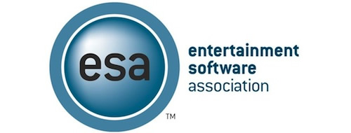 「The Entertainment Software Association」 ESA