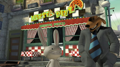 「Sam & Max: The Devil's Playhouse」