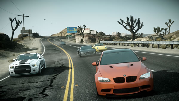 「Need for Speed: The Run」