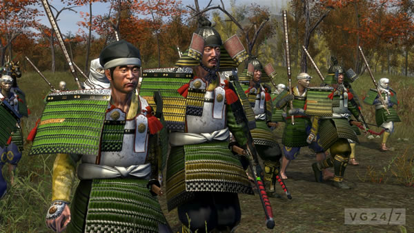「Total War: Shogun 2」