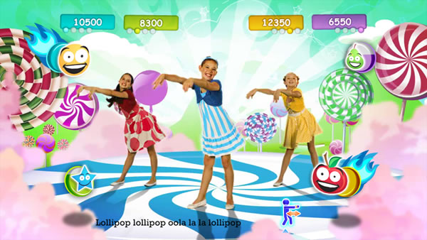 「Just Dance Kids 2」