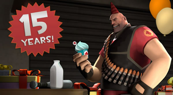 「Team Fortress」