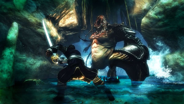 「Risen 2: Dark Waters」