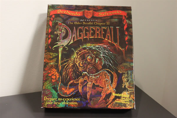 「The Elder Scrolls II: Daggerfall」