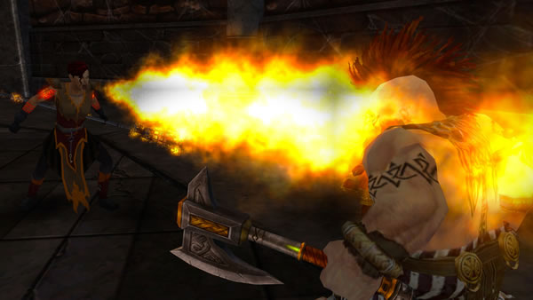 「Warhammer Online: Wrath of Heroes」