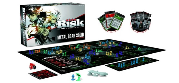 「Risk: Metal Gear Solid」