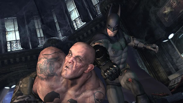 「Batman: Arkham City」