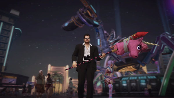 「Dead Rising 2: Off The Record」