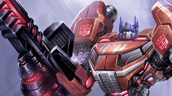 「Transformers: Fall of Cybertron」