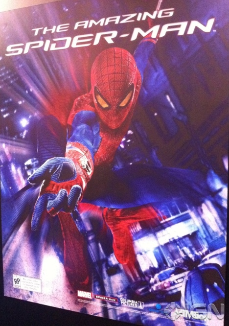 「Amazing Spider-Man」