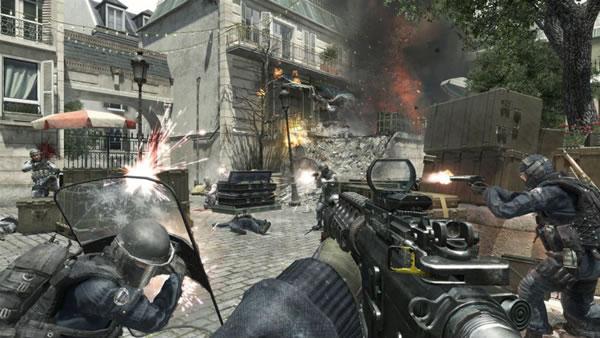 IGNが4時間に及ぶ「Call of Duty: Modern Warfare 3」のライブ配信を ...