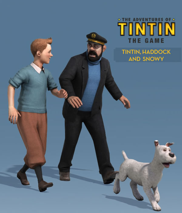 「The Adventures of Tintin: The Game」