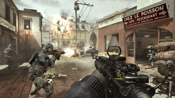 「Call of Duty: Modern Warfare 3」 モダンウォーフェア 3