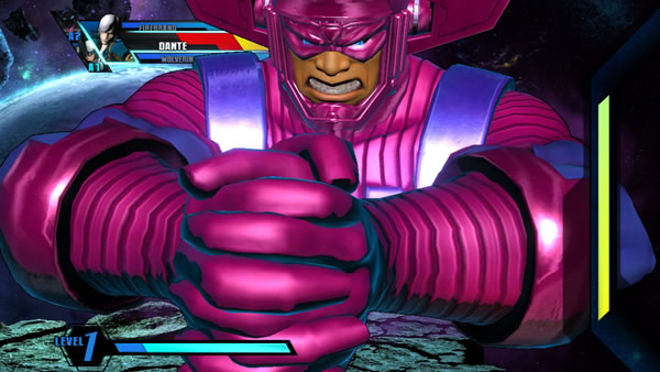 「Ultimate Marvel vs. Capcom 3」