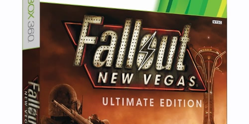 「Fallout: New Vegas Ultimate Edition」