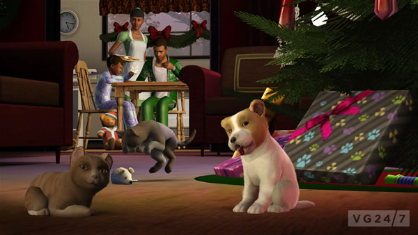 「The Sims 3 Pets」