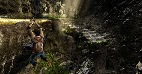「Uncharted: Golden Abyss」
