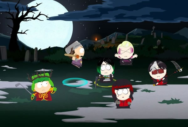 「South Park: The Game」