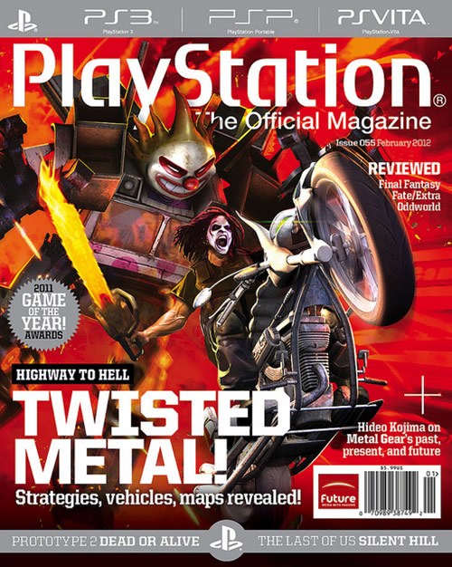 「Twisted Metal」