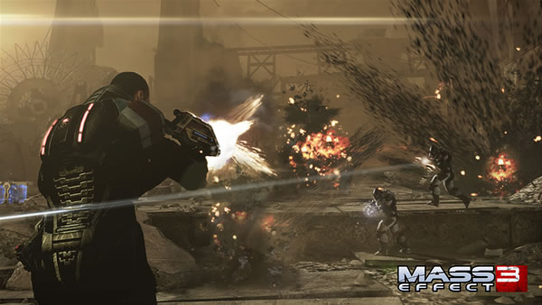 「The Final Hours of Mass Effect 3」