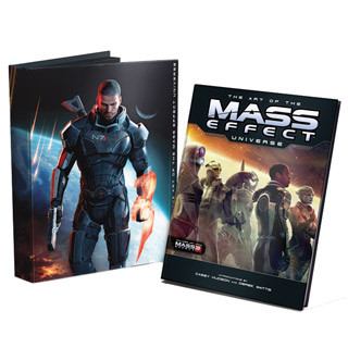 「The Art of the Mass Effect Universe」