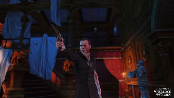 「The Testament of Sherlock Holmes」