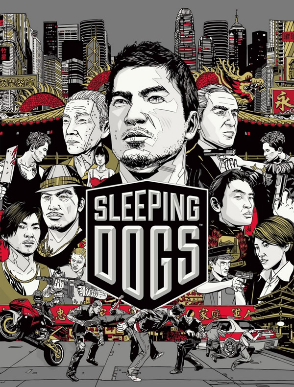「Sleeping Dogs」