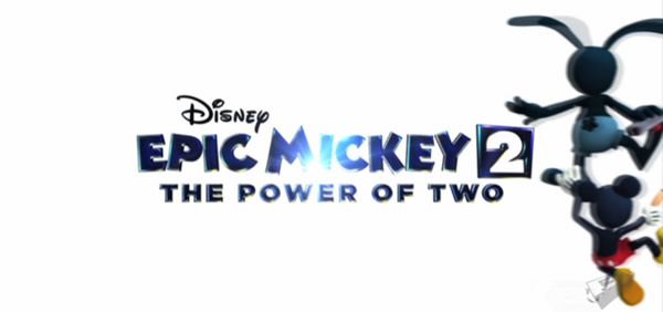 「Epic Mickey: The Power of Two」