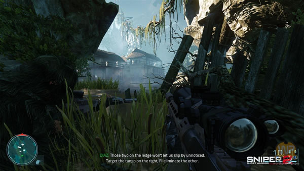 「Sniper: Ghost Warrior 2」