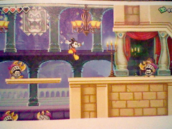 「Epic Mickey: Power of Illusion」