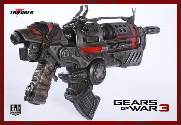 「Gears of War 3」