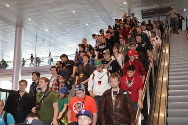 「PAX East」