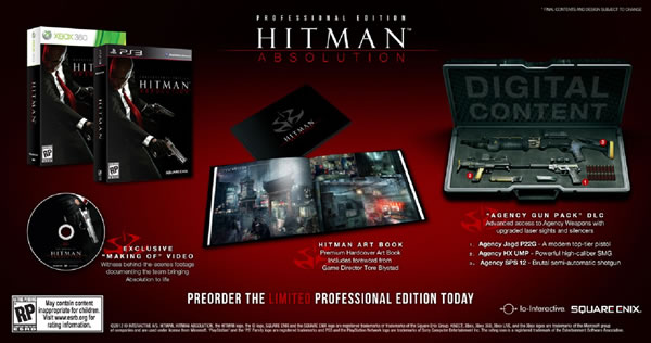 「Hitman: Absolution」