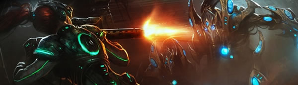 「StarCraft II: Heart of the Swarm」