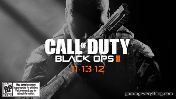 「Call of Duty: Black Ops 2 」