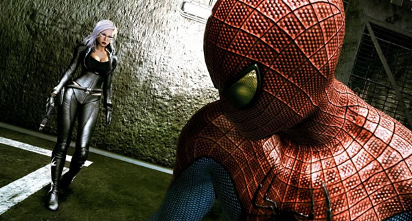 「The Amazing Spider-Man」