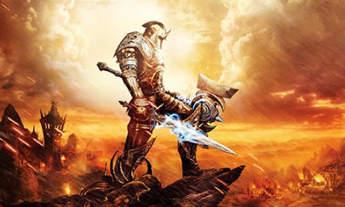 「Kingdoms of Amalur: Reckoning」 「38 Studios」