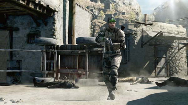 「Splinter Cell Blacklist」