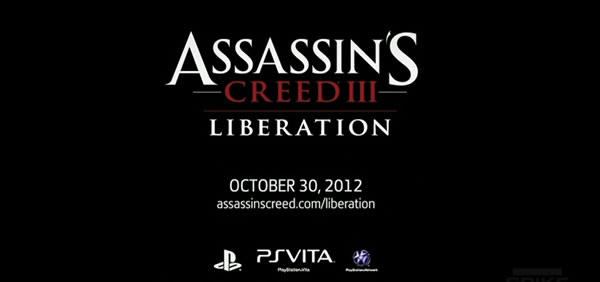 「Assassin's Creed III: Liberation」