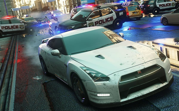 「Need for Speed: Most Wanted」