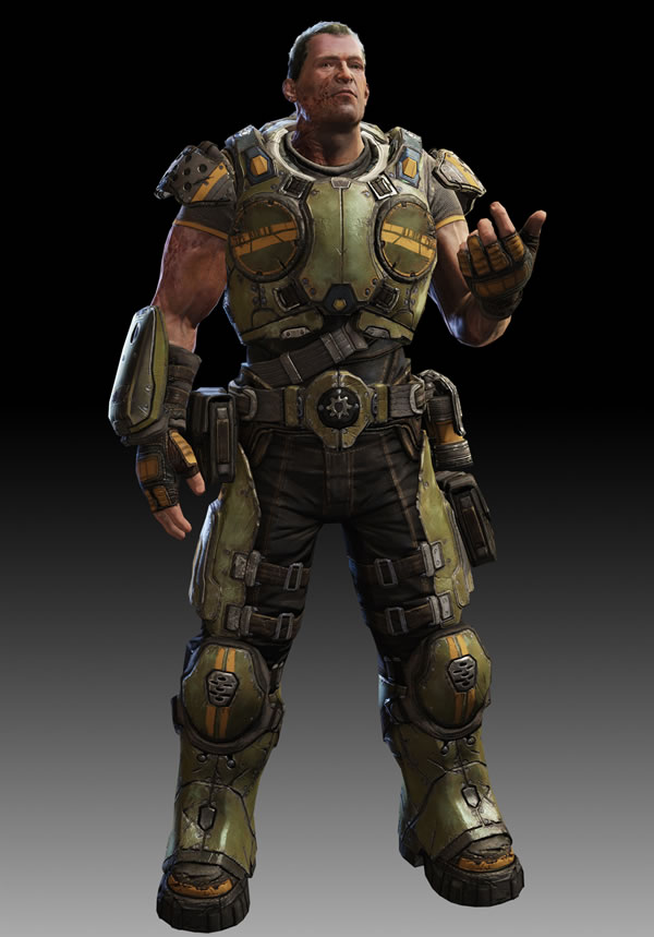 「Gears of War: Judgment」