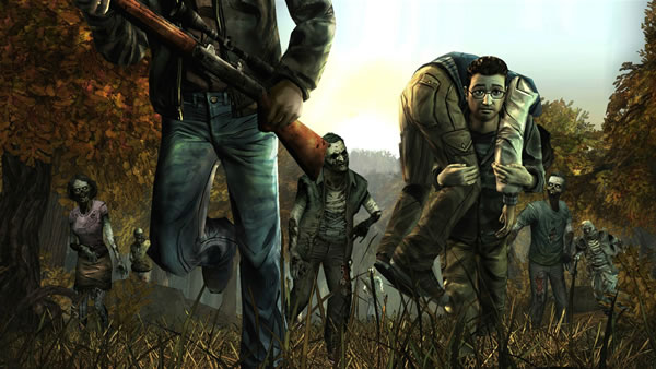 「The Walking Dead: The Game」