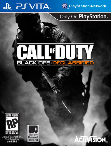 「Call of Duty: Black Ops Declassified」