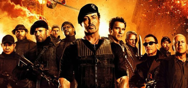 「Expendables 2」