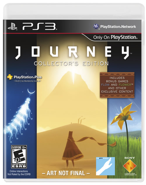 「Journey: Collector's Edition」