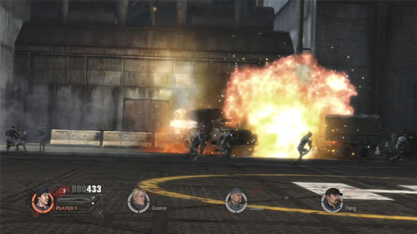 「Expendables 2 Video Game」