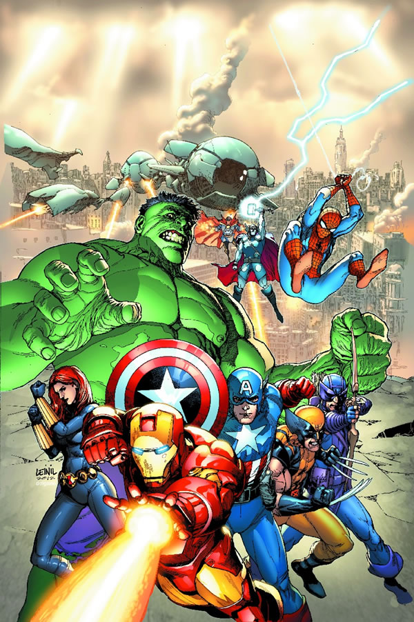 「Avengers: Battle for Earth」