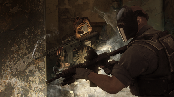 「Army of TWO THe Devil's Cartel」