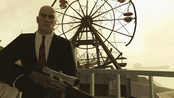 「Hitman: Blood Money」